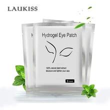 Göz bandı kirpik uzatma jel göz bantları için kirpik uzatma göz pedleri profesyonel malzemeleri kozmetik kirpik yapı