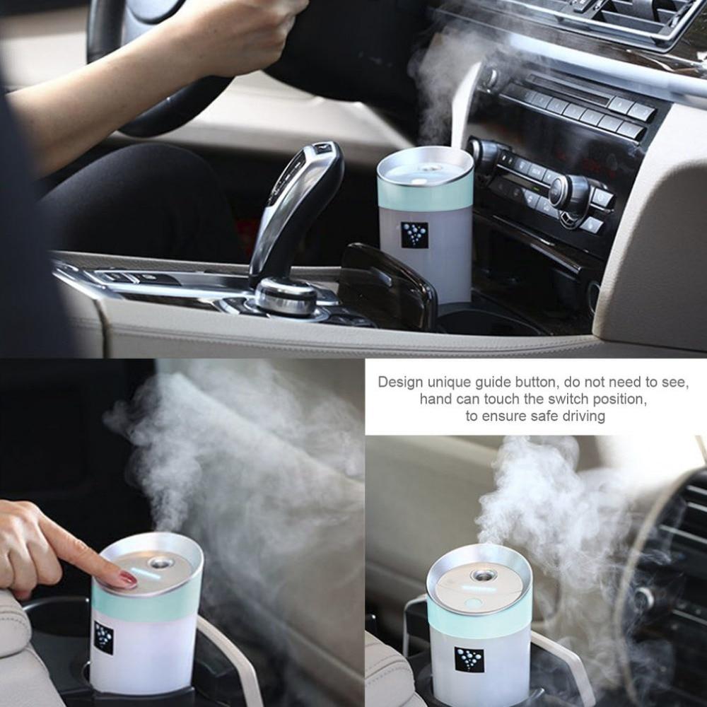 Car humidifier USB Aromatherapy diffuser essential oil diffuser air Ultrasonic humidifier air Aroma diffuser mist maker цена и фото