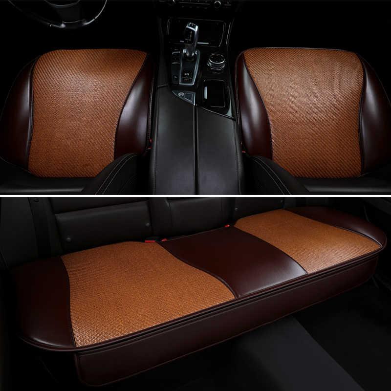 Nieuwe Auto Stoelhoezen, Niet Beweegt Auto Zitkussen Accessoires Benodigdheden, voor Honda Accord Civic Crv Crosstour Fit Stad Hrv