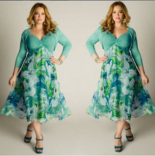 Japanese Polyester Yukata Women Full Kimonos Direct Selling Cotton 2017 Europe And The New Large Size Women's Dress