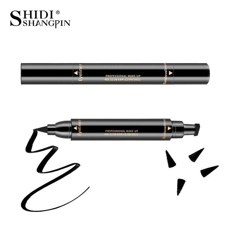 SHIDISHANGPIN Eyeliner Pencil Waterproof Pen Precision Long-lasting 36H Eye Liner Smooth Make Up Tools