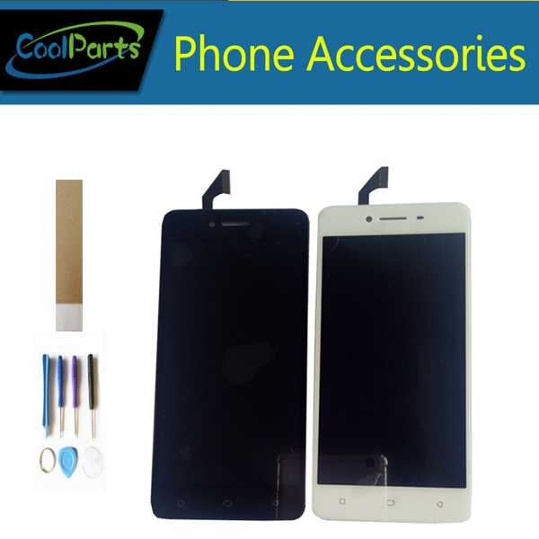 1PC/Lot High Quality 6.0 Inch For <font><b>Oppo</b></font> A73 <font><b>Oppo</b></font> <font><b>F5</b></font> LCD <font><b>Display</b></font>+Touch Screen Digitizer Assembly Black White Color With Tape&Tool image