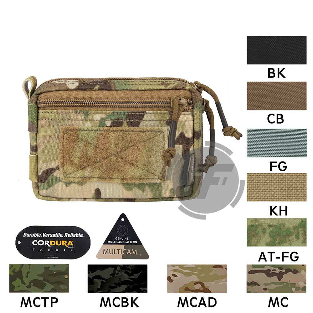 Emerson Tactical MOLLE Plug-in Debris Waist Bag EmersonGear Accessory Utility Pouch EDC Bag Combat Military Equipment Gear Pack emerson molle tactical edc gp op pouch emersongear military hunting airsoft utility accessories admin organizer waist packs bag