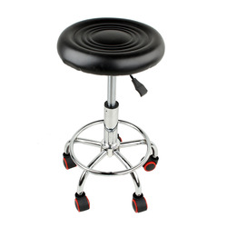 Регулируемые парикмахерские стулья гидравлический вращающийся стул салон спа тату Массаж Лица Салон мебель