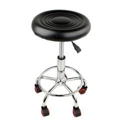 Adjustable Barber Chairs Hydraulic Rolling Swivel Stool Chair Salon Spa Tattoo Facial Massage Salon Furniture