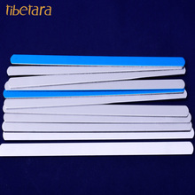 ФОТО aluminum rectangle blank, for bar necklace, metal stamping blank,metal strip,aluminum stamping blanks,cuff blanks