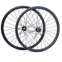 29er carbon mtb disc wheels 30x24mm tubeless Asymmetry hookeless boost 110x15 148x12 pillar 1420 spokes mtb bicycle wheels