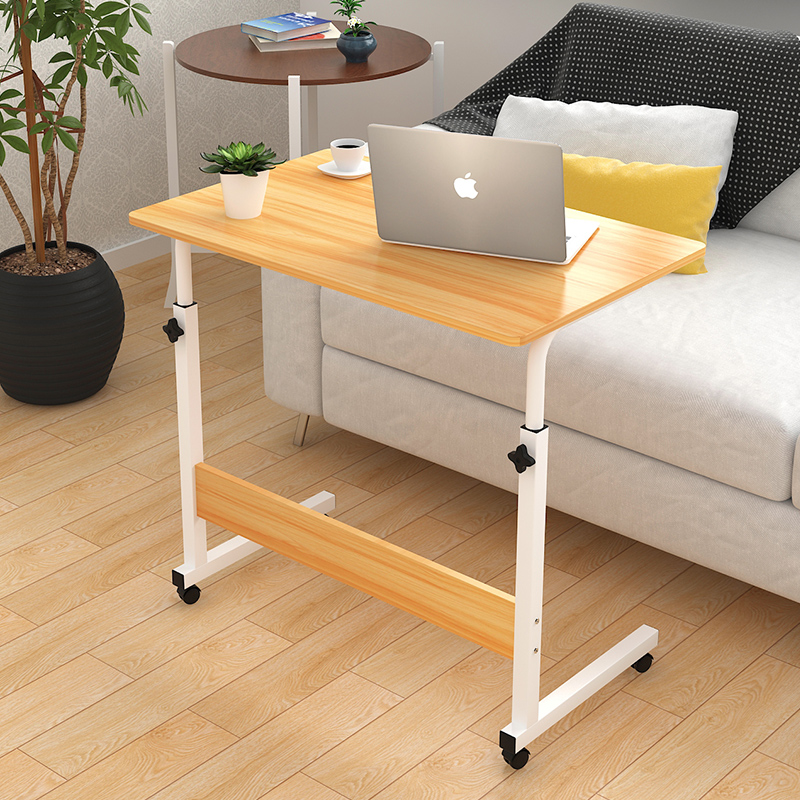 Bed Computer Desk College Students Simple Writing Dormitory Lazy Desk Bedroom Simple Bedside Small Table