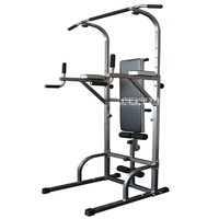 HW882 Multifunctionele Horizontale Bar Indoor Pull-Up Push-Up Apparatuur Body Building Apparaat Parallel Bars Spier Training