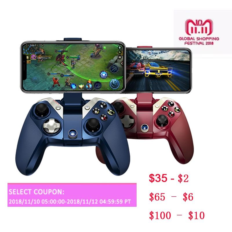 GameSir M2 MFi regulador del juego de Bluetooth inalámbrico gamepad para iOS iPhone, iPod, Mac, Apple TV