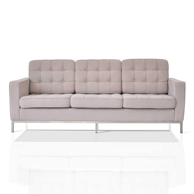 Srilankan Airlines Office Sofa Modern Clic Furniture Minimalist Small Apartment Clubhouse Reception Sand Three Leather