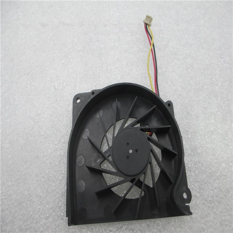 Ventilador cpu portátil original para FUJITSU LifeBook S6311 S2210 S6410 S6410 E8410 S4210 T4215 T5500 T2050 MCF-S6055AM05B para Toshiba