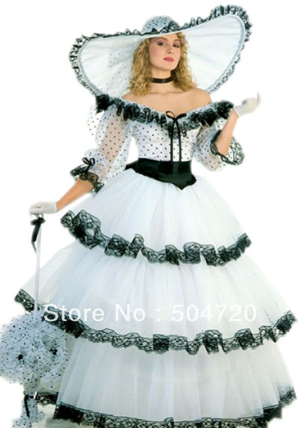 Southern belle dresses ladies plus size