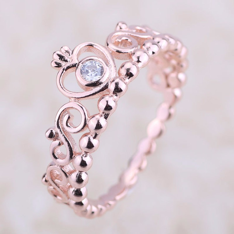 Compatible with Europe Jewelry Ring 100% 925 Sterling ...
