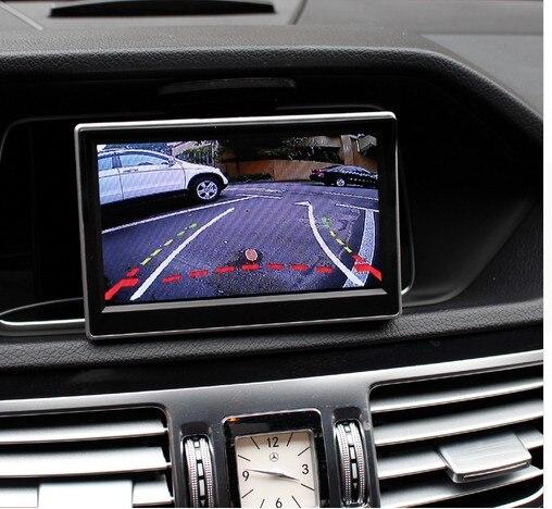 CCD Puce Directive Parking Pistes Lignes Arrière Caméra pour VW Multivan transporter T4 Caravelle Intelligente Pistes D'accompagnement parking