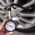 High Quality  Truck Auto Vehicle Car Tyre Tire Air Pressure Gauge Table Tester Meter
