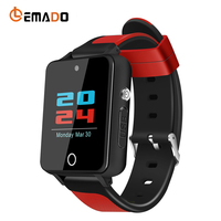 LEMADO S9 Smart Watch Android 5.1 LTE 3G Sim WIFI 1.5 Inch 2MP Camera GPS Voice Call Smartwatch for Men Women