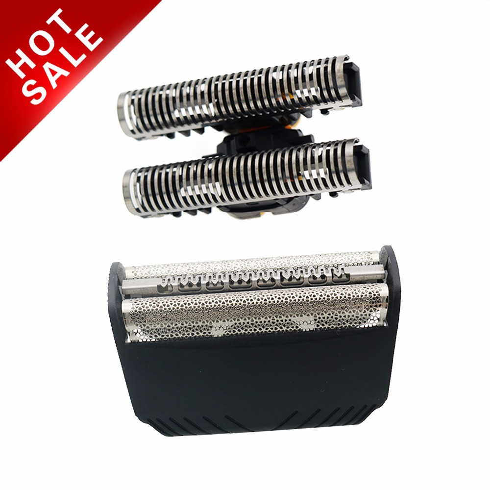 30B écran aluminium + rasoir pour Braun 3 Series SmartControl 4000 SyncroPro & 7000 TriControl Series 5495 7505 7520 7650 rasoir rasoir