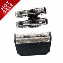 30B Folie bildschirm + rasiermesser für Braun 3 Serie SmartControl 4000 SyncroPro & 7000 TriControl Serie 5495 7505 7520 7650 rasierer