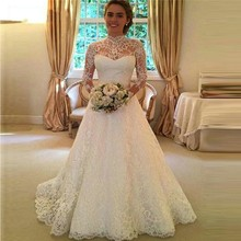 LAYOUT NICEB Wedding Dress 2019 Beach Floor Length Dress