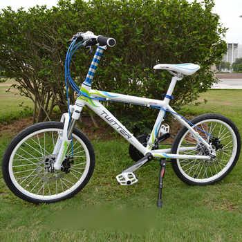 20 inch-406 BMX Folding Bikes B Column Brake Damping Shock Absorbers bicycle Front Fork Ultra long Head Post Parts 1pcs