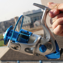 Wholesale 6000 Series 6BB 5.1:1 Fishing Reel Fishing Spinning Reel Fishing Tackle Reel