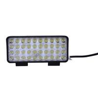 2pcs Lot 120W 40 X 3W Car LED Light Bar As Work Light Flood Light Spot