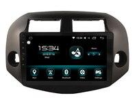 Для Toyota RAV4 RAV 4 2006 + Android 8,0 Автомобильный gps Мультимедиа 64 GB rom + ips экран + CARPLAY + TDA7851 Amplifer + 4 автомобиля Launcher радио