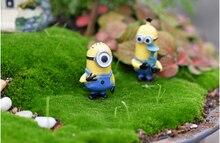 Minion Miniature Figurines Set