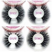 82cbdc509e7 Private label custom package mink eyelashes 3d mink lashes D379(China)