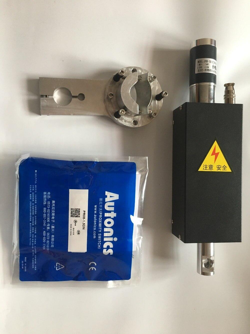 CNC de THC dans le Plasma Coupe Contrôleur De Hauteur De Torche THC Lifter et Support Z Axe deux détecteurs de proximité