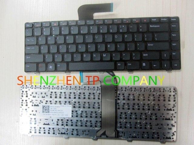 ОРИГИНАЛЬНАЯ Клавиатура США Для Dell Inspiron 14R N4110 L502X L502 XPS 15R 3520 V119525BS1