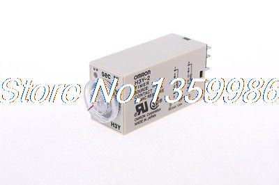 цена на 10pcs time timer relay 8pin H3Y-2 H3Y DC12V 5A 2.0-60Seconds 60S