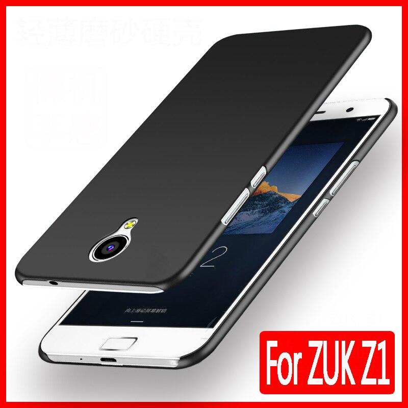 For lenovo zuk z1 case cover ultra thin Hard Plastic shell for ZUK Z1 z1221 Protection mobile Phone case for zuk z1 back cover