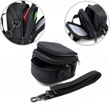 Digital Camera Bag for CASIO EX-ZR15 ZR20 ZR50 ZR55 ZR65 ZS6 ZS50 ZS100 ZS150 H10 H15 H30 with Shoulder Case Cover Bag
