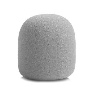 Colors Professional Thicken Foam Mic Cover Handheld Microphone Studio Windscreen Shield Sponge Microphone Dustproof Cap 60%off