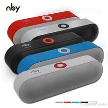 NBY 18 Mini Bluetooth Speaker Portable Wireless Sound System 3D Stereo