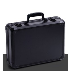 Caja de Herramientas de aleación de aluminio, caja de instrumentos, Maleta resistente a impactos, estuche de seguridad, caja de cámara, clapboard de espuma precortada