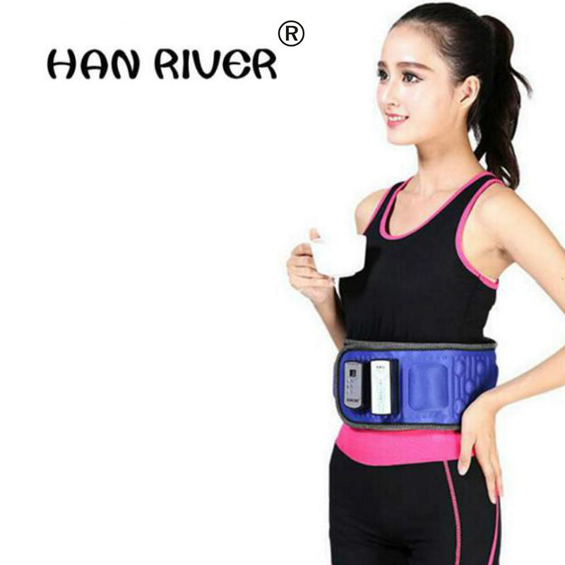 Fat reducing power plate belt male thin waist belly belly lazy artifact vibration fitness equipment home to lose weight ld 988 ultra quiet fitness car home bicycles indoor sports to lose weight fitness equipment load 70kg indoor cycling bikes