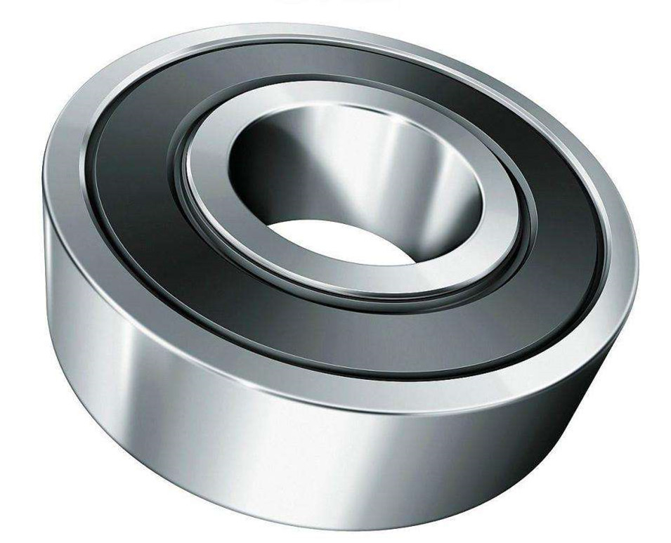 Gcr15 62312 2RS High Precision Thick Deep Groove Ball Bearings ABEC-1,P0  60*130*46mm gcr15 61930 2rs or 61930 zz 150x210x28mm high precision thin deep groove ball bearings abec 1 p0