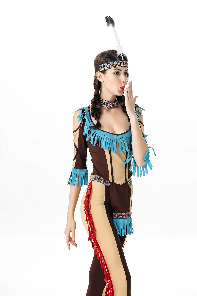 Free Shipping Sexy Dancing Costume For Adult Sexy Indian Maiden Native American Girl Costume Halloween Cosplay Costume on Aliexpress.com | Alibaba Group  sc 1 st  AliExpress.com & Free Shipping Sexy Dancing Costume For Adult Sexy Indian Maiden ...