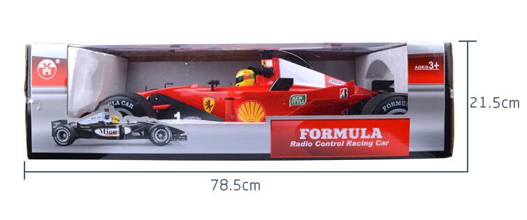 Large Rc Car 1 6 F1 Formula Super Racing Car Remote