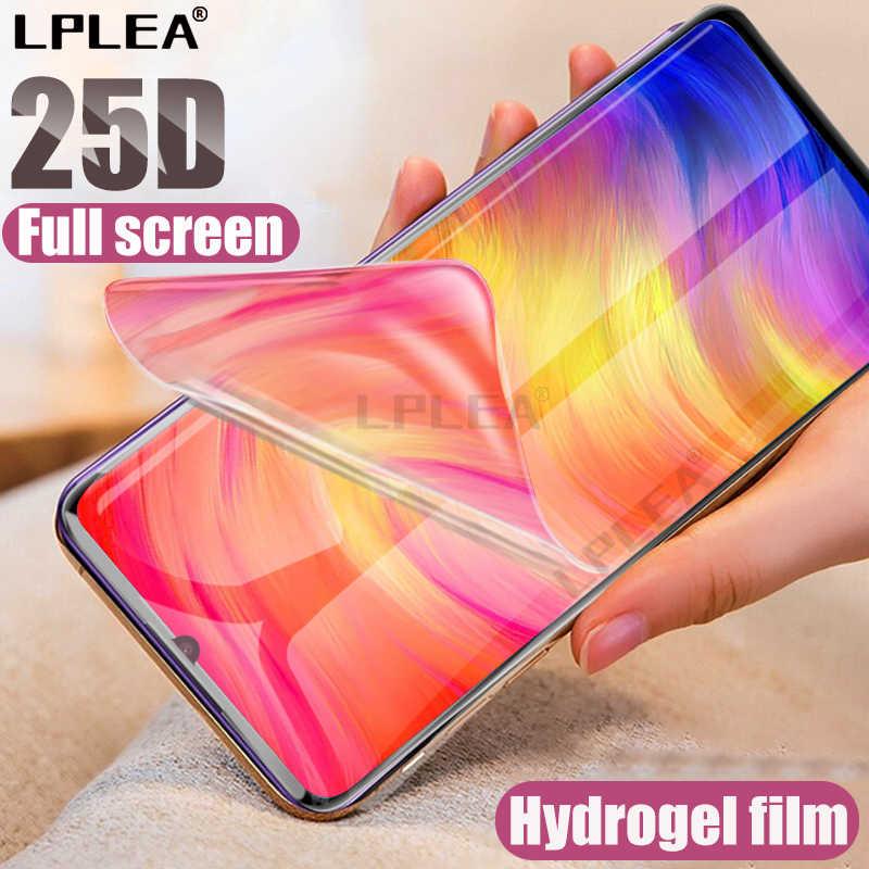 25D мягкая Гидрогелевая пленка для Xiao mi Red mi Note 6 K20 7 Pro Защитная пленка для экрана mi 8 Lite 6A 7A 9T 9X9 SE полное покрытие пленка не стекло