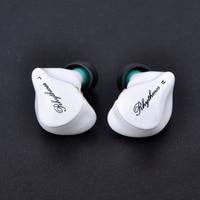 2017 Super SD7 4BA 1DD Hybrid HiFi In Ear Earphone 5 Drive Units Around Ear Earphone