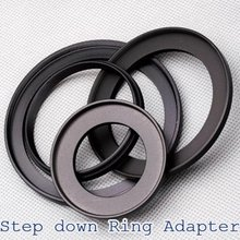 52mm-43mm 52-43 mm 52 to 43 Step down Filter Ring Adapter