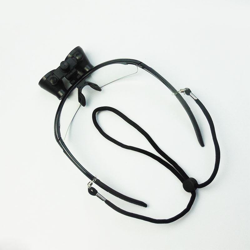 Купить Стоматологические Лупы 3.5X Хирургические Бинокулярные Лупы Лаборатория Медицинский Лупа WD 260-380 ММ Медицинской Увеличительное Стекло дешево