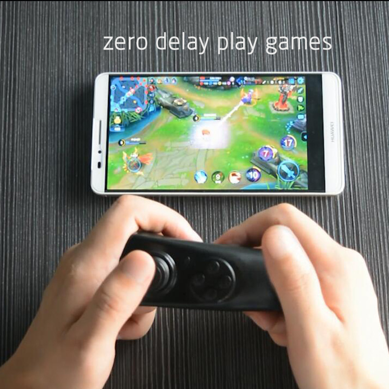 Bluetooth Gamepad VR Controller iOS Android phone Joystick Selfie Shutter Remote Control for Phone PC TV box Smart TV 4