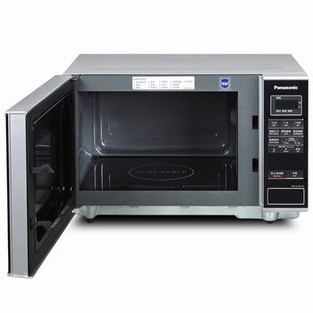 NN-GF361M wielofunkcyjny elektryczny płaski talerz kuchenka mikrofalowa 23 litry kuchenki mikrofalowe Speedcook z kwarcową żarówką halogenową tanie i dobre opinie OLOEY 20-25l 220V 901-1300W Speedcook With Quartz Halogen Bulb RoHS Digital Timer Control Klasa 1 Convection Microwave Oven