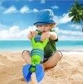 100% Meio Ambiente & Segurança Ferramentas Pá de Areia de Praia Brinquedos de Banho Do Bebê Crianças Brinquedos Infantis Presente