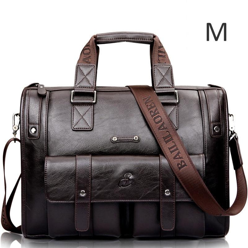 Dark brown M